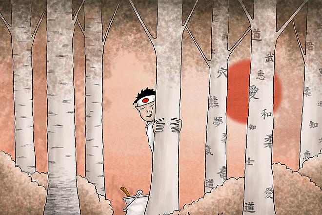 Нарисую карикатуру или ироническую иллюстрацию к тексту 6 - kwork.ru