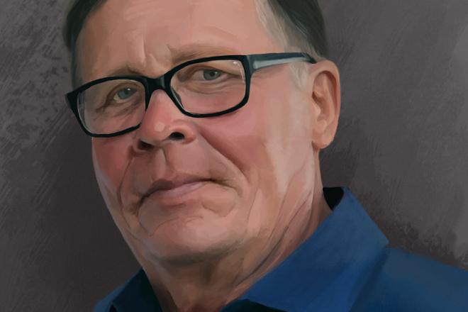 Рисую цифровые портреты по фото 7 - kwork.ru