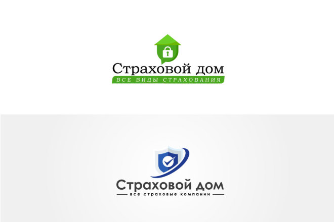 Создам 2 варианта логотипа + исходник 34 - kwork.ru