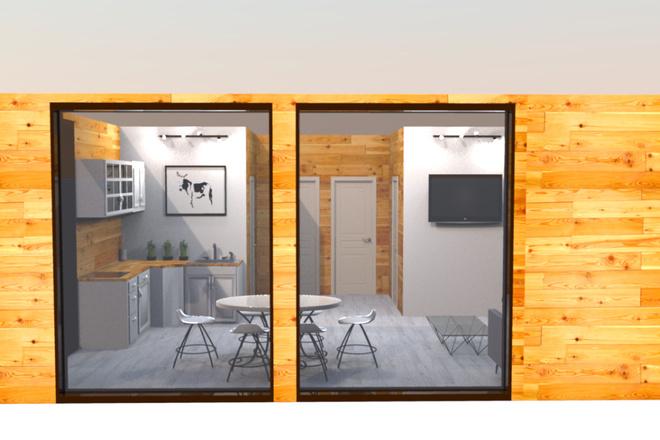 3d визуализация квартир и домов 95 - kwork.ru