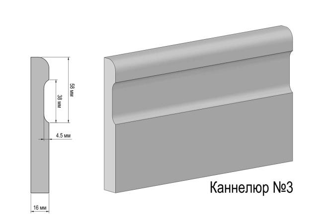Чертежи в AutoCAD 86 - kwork.ru