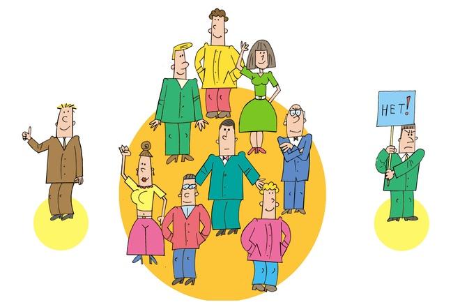 Оперативно нарисую юмористические иллюстрации для рекламной статьи 34 - kwork.ru
