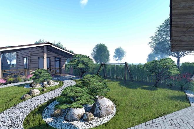 Ландшафтный дизайн 3 - kwork.ru