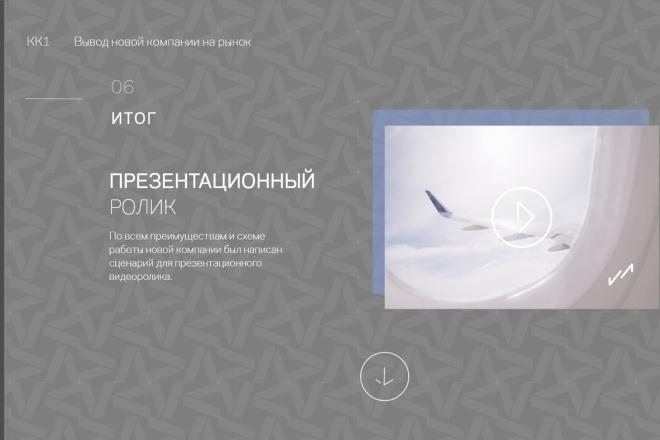 Дизайн продающего лендинга для компании 9 - kwork.ru