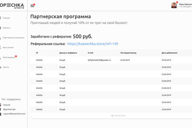 Сверстаю сайт по любому макету 129 - kwork.ru