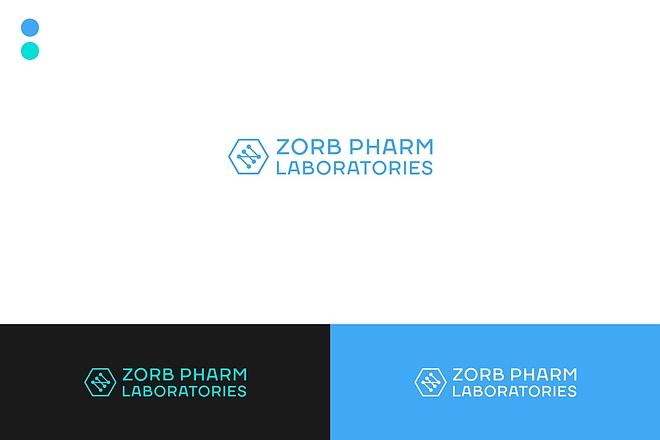 Разработка логотипа по вашему эскизу 2 - kwork.ru