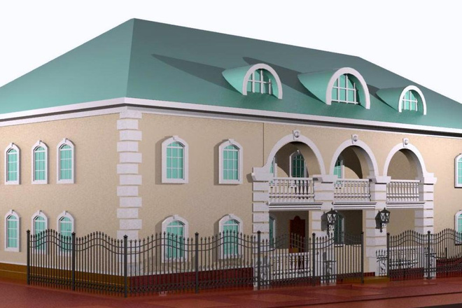 Визуализация экстерьера 11 - kwork.ru