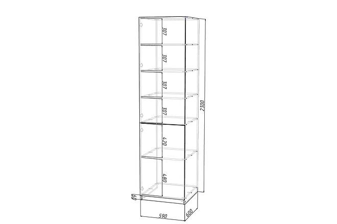 Конструкторская документация для изготовления мебели 70 - kwork.ru