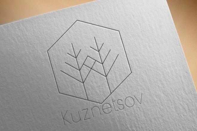 Создам уникальный логотип 5 - kwork.ru