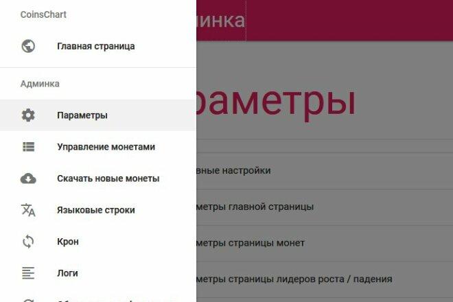 Создам сайт для пассивного заработка 28 - kwork.ru
