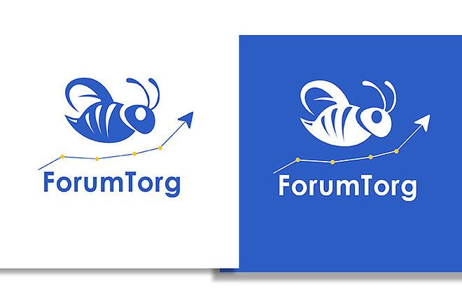 Я создам дизайн 2 современных логотипа 22 - kwork.ru
