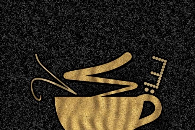 Разработаю 3 варианта растрового логотипа 3 - kwork.ru