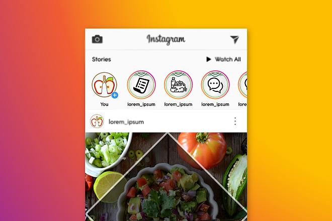 Оформление Instagram профиля 18 - kwork.ru