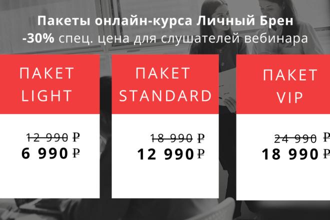 Стильный дизайн презентации 162 - kwork.ru
