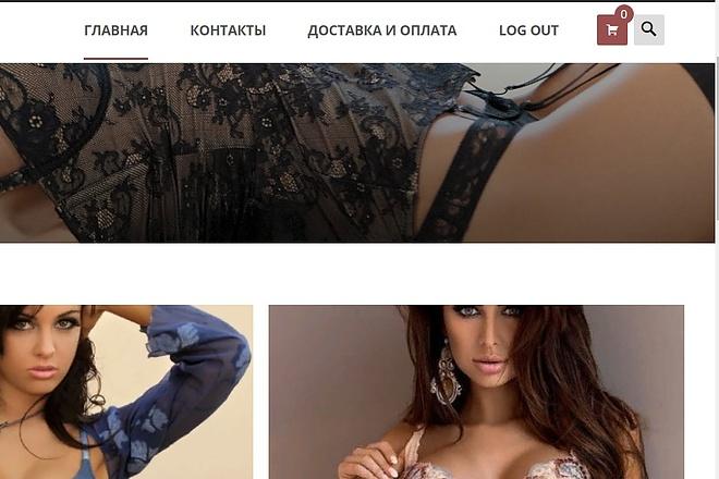 49 премиум тем Вордпресс для интернет-магазина на WooCommerce 5 - kwork.ru