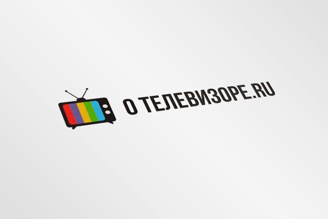 Создам логотип по вашему эскизу 94 - kwork.ru