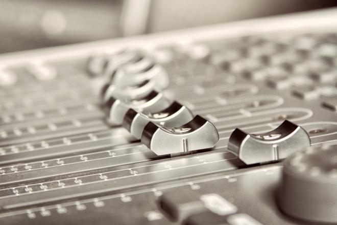 Озвучивание, работа с аудио 1 - kwork.ru