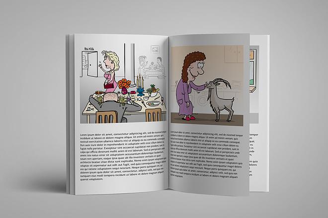 Нарисую для Вас иллюстрации в жанре карикатуры 169 - kwork.ru