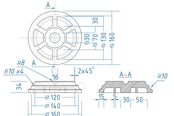 Моделирование мебели 28 - kwork.ru