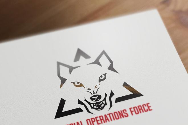 Сделаю логотип в круглой форме 92 - kwork.ru
