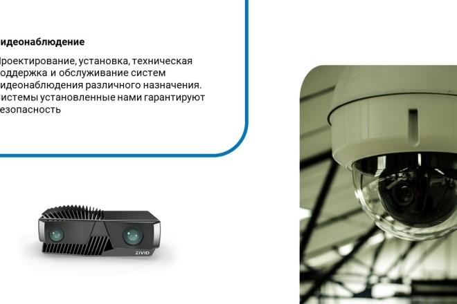 Красиво, стильно и оригинально оформлю презентацию 1 - kwork.ru