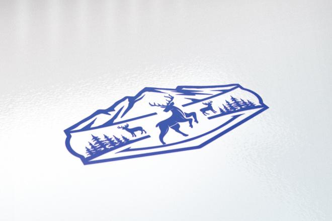 Сделаю стильные логотипы 5 - kwork.ru