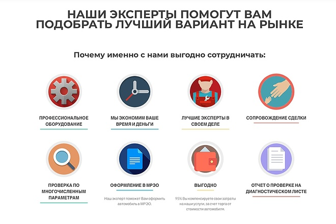 Создание одностраничника на Wordpress 76 - kwork.ru