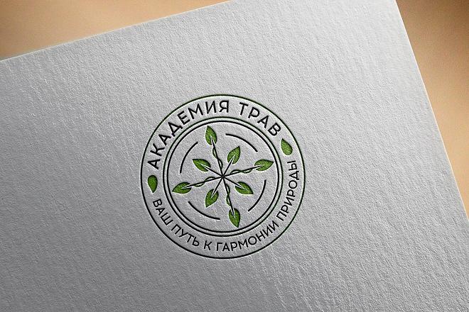 Создам качественный логотип 79 - kwork.ru