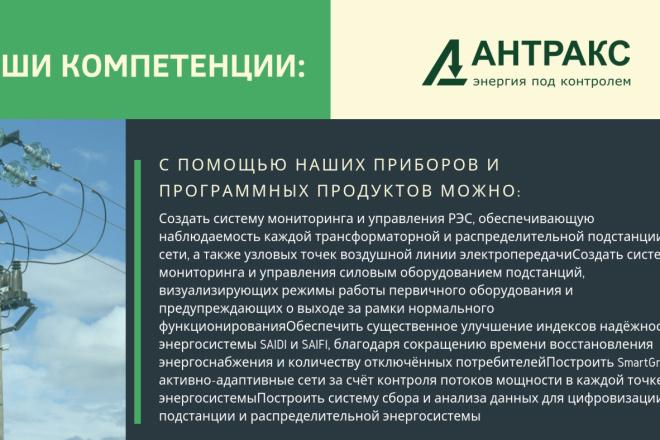 Стильный дизайн презентации 358 - kwork.ru