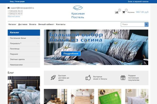 Профессионально создам интернет-магазин на insales + 20 дней бесплатно 27 - kwork.ru