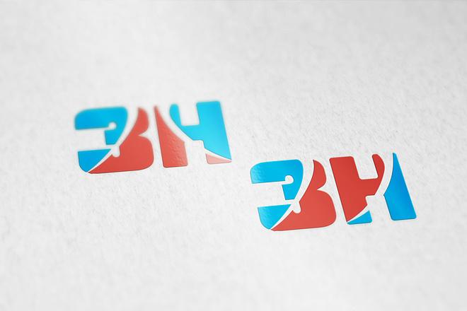 Эффектный логотип 97 - kwork.ru