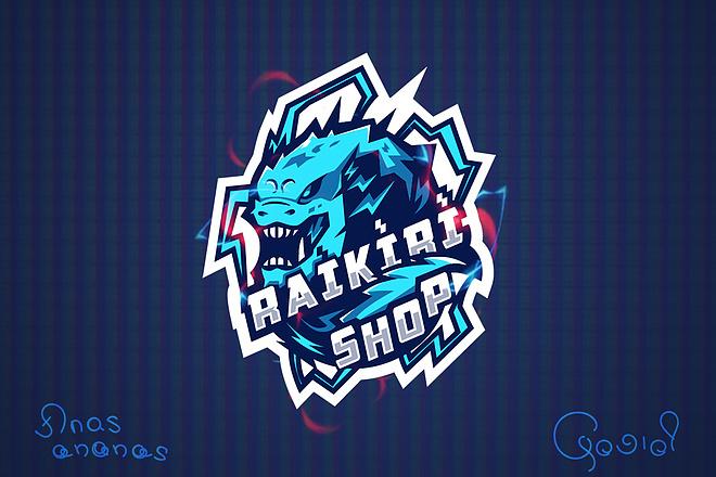 Разработка красивого лого 13 - kwork.ru