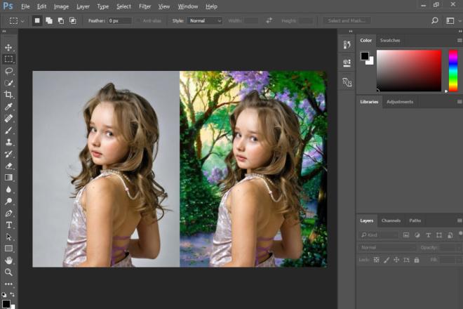 Уберу фон с фото,  замена фона на фото 7 - kwork.ru