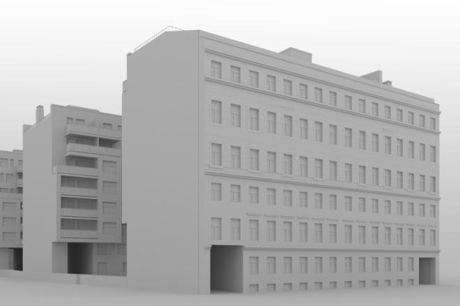 Архитектурное 3d моделирование 9 - kwork.ru