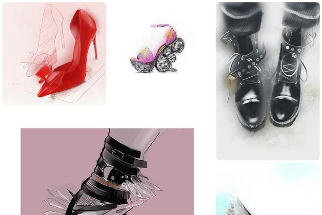 Сделаю иллюстрацию в стиле фэшн иллюстрации 18 - kwork.ru