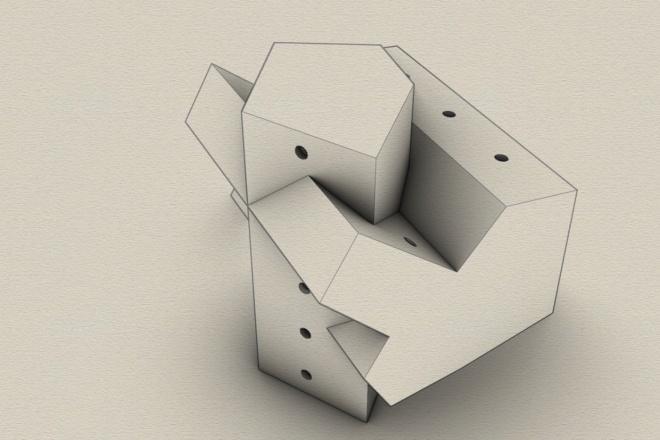 3d модель для печати любой сложности 9 - kwork.ru