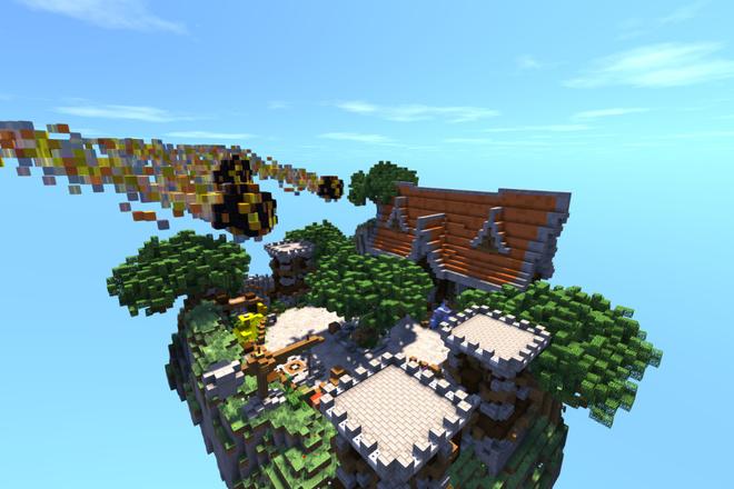 Создам и настрою сервер Minecraft 1 - kwork.ru