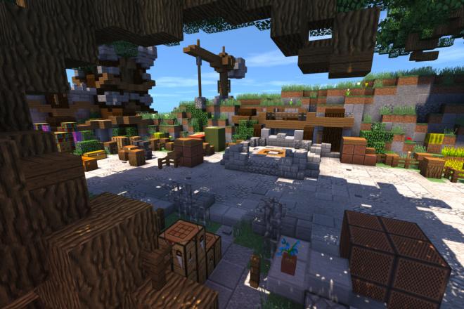 Создам и настрою сервер Minecraft 2 - kwork.ru