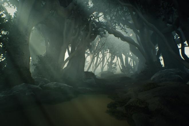 Создам сцену в Unreal Engine 4 8 - kwork.ru