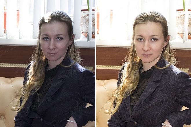 Выполню работу в фотошопе 24 - kwork.ru