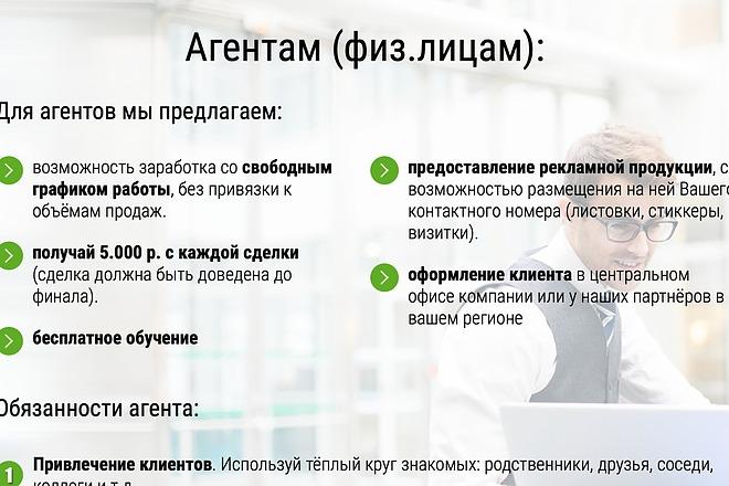 Вёрстка сайтов по доступной цене 110 - kwork.ru