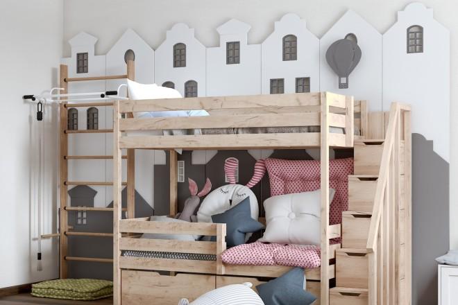 3D моделирование и визуализация мебели 28 - kwork.ru