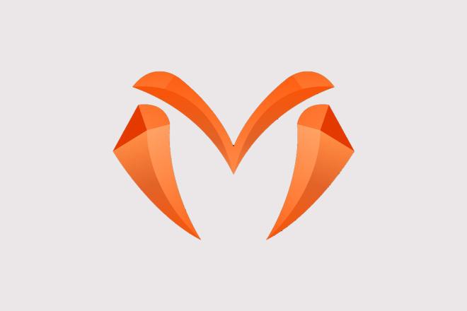 Создам стильный логотип 1 - kwork.ru