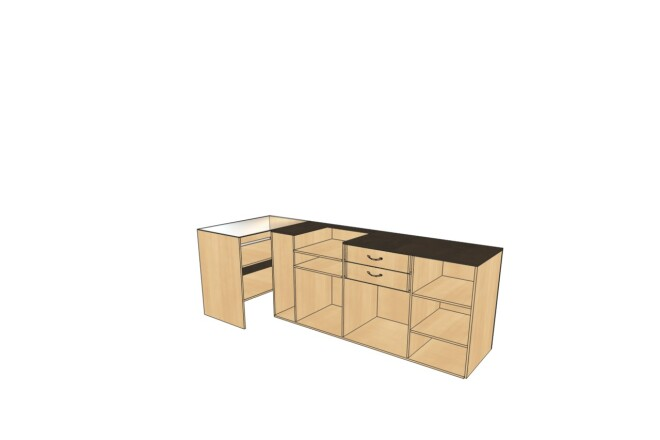 Проектирование корпусной мебели 14 - kwork.ru