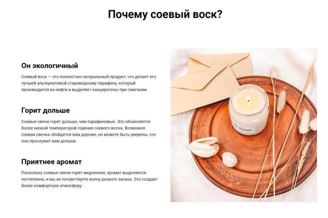 Интернет-магазин на Тильда под ключ 10 - kwork.ru