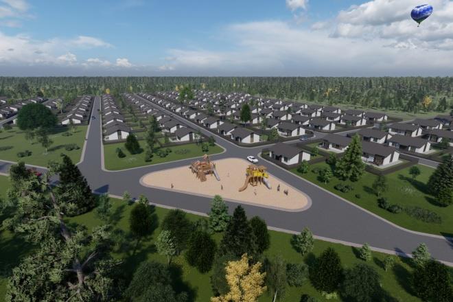 Фотореалистичная 3D визуализация экстерьера Вашего дома 108 - kwork.ru