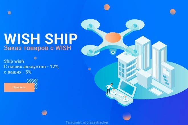 Оформлю твою соц. сеть 4 - kwork.ru