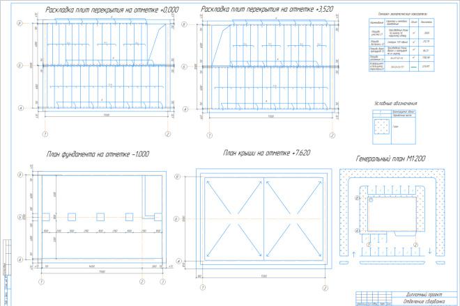 Выполнение планов, фасадов, деталей, схем 13 - kwork.ru