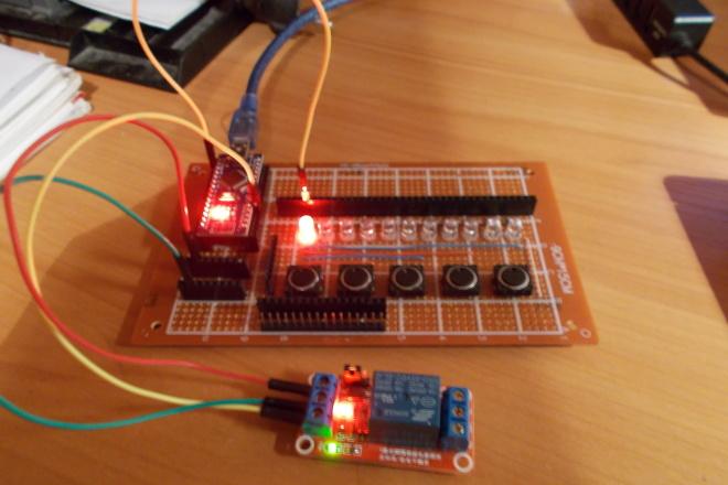 Разработаю код для устройства на основе плат Arduino и NodeMCU ESP12 18 - kwork.ru