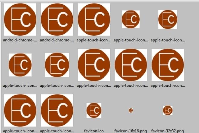 Создам универсальный Favicon для всех устройств и браузеров 18 - kwork.ru